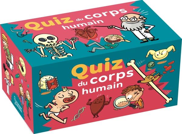Quiz du corps humain