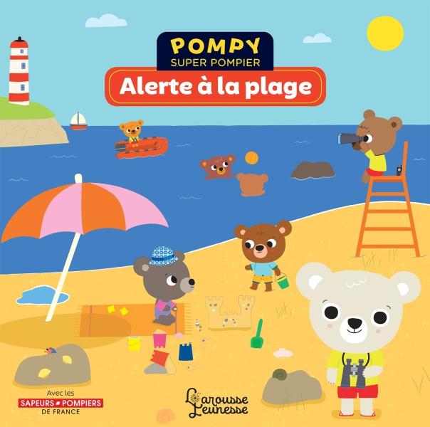 Pompy - Alerte à la plage