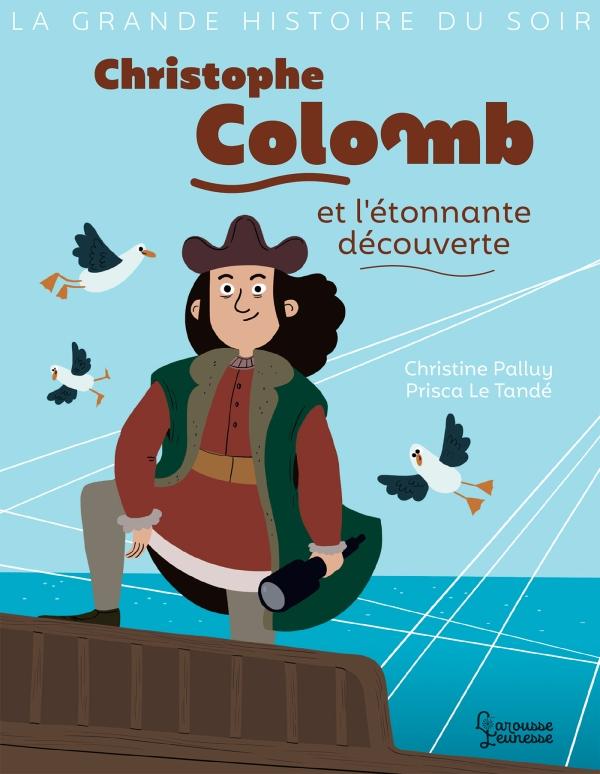 Christophe Colomb et l'étonnante découverte