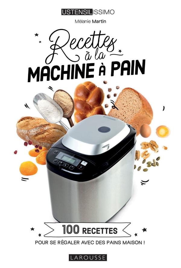 Recettes à la machine à pain