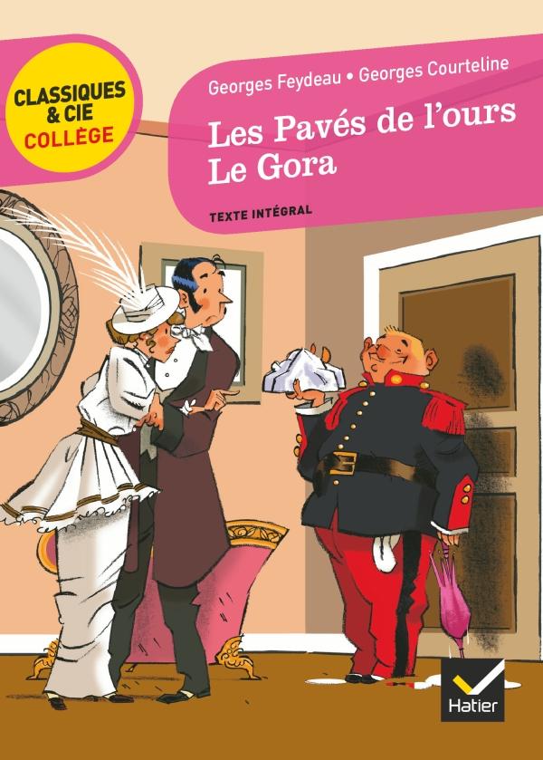 Les Pavés de l'ours (Feydeau), Le Gora (Courteline)