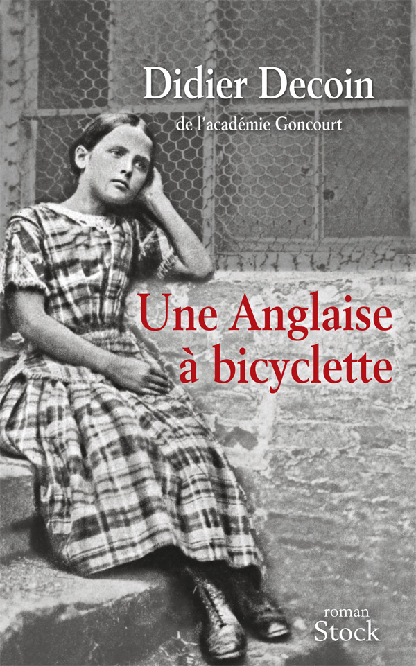 Une Anglaise à bicyclette