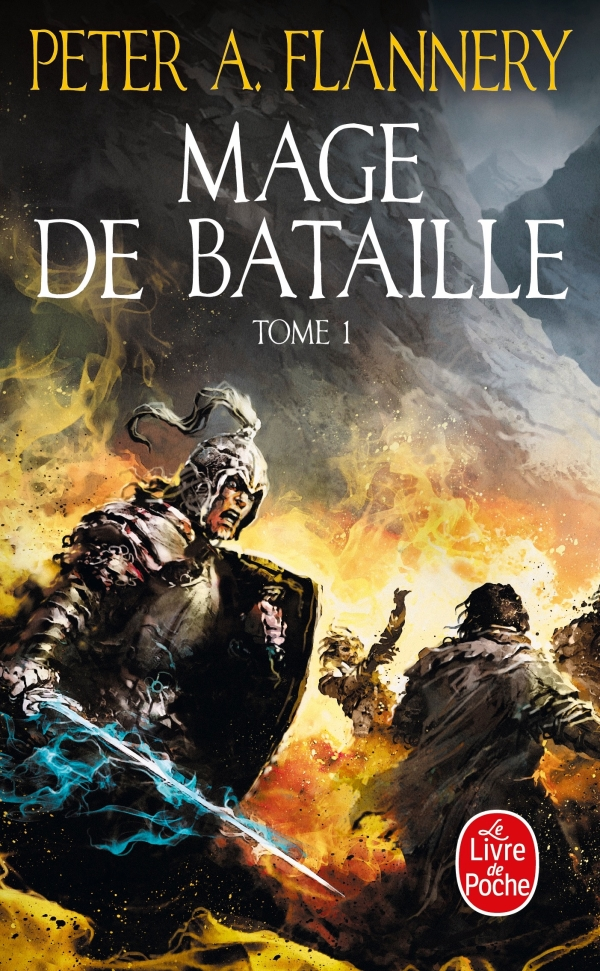 Mage de bataille (Mage de bataille, Tome 1)