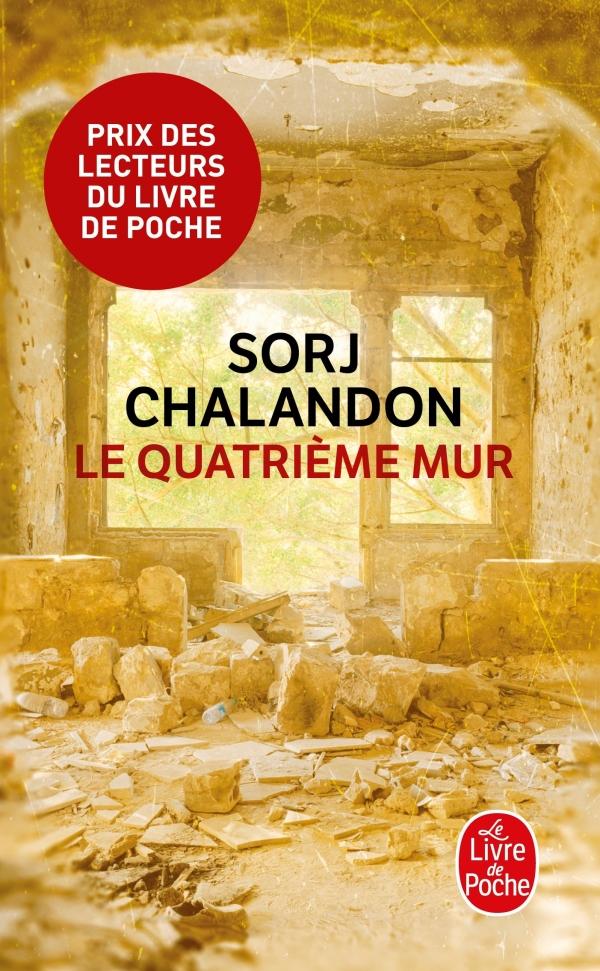 Le Quatrième mur - Prix des Lecteurs 2015