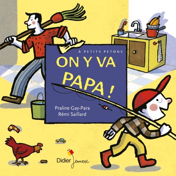 On y va Papa ! - poche