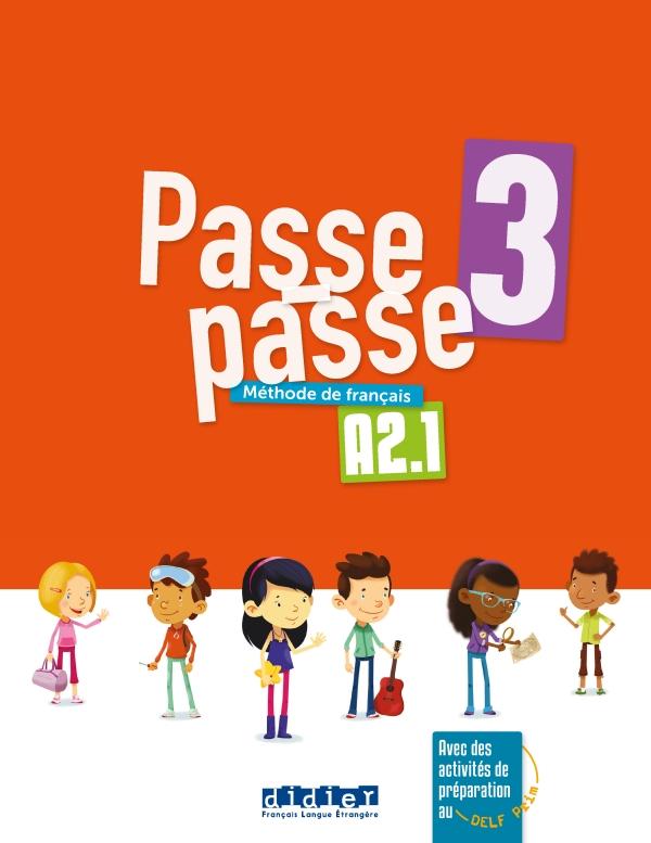 Passe - Passe niv. 3 -  Livre