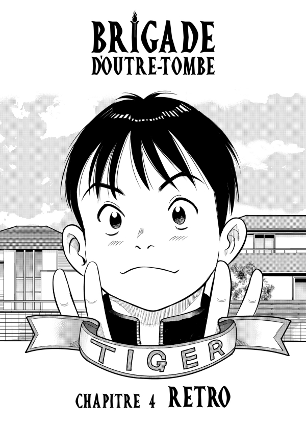 Brigade d'outre-tombe Chapitre 4