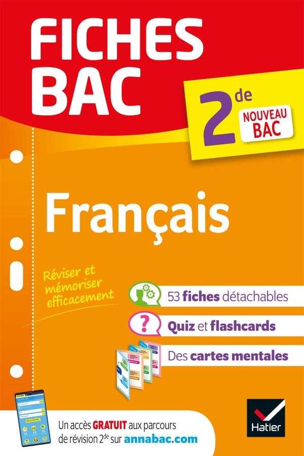 Fiches bac Français 2de