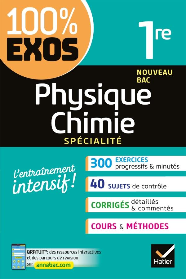Physique-Chimie 1re générale (spécialité)