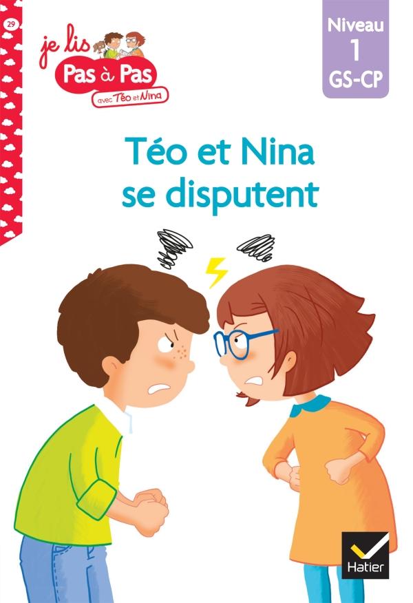 Téo et Nina GS-CP Niveau 1 - Téo et Nina se disputent