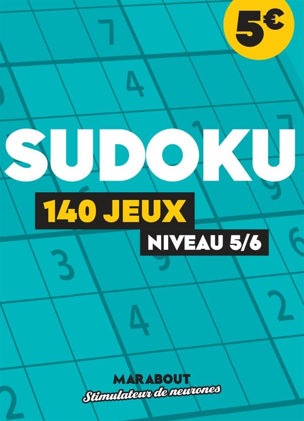 Cahier de Jeux Sudoku