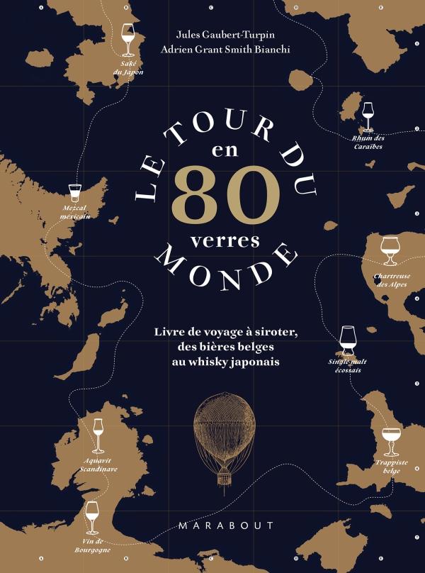 Tour du monde en 80 verres