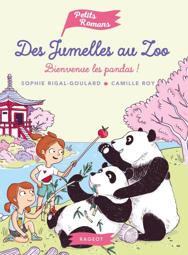 Des jumelles au zoo - Bienvenue les pandas !