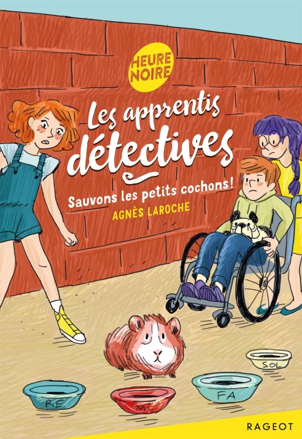 Les apprentis détectives - Sauvons les petits cochons !