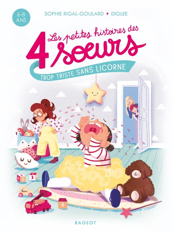Les petites histoires des 4 soeurs  - Trop triste sans licorne