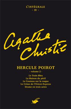 Intégrale Hercule Poirot volume 2