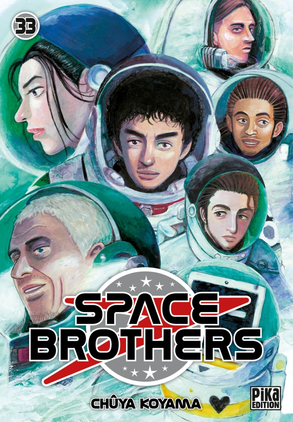 Space Brothers T33