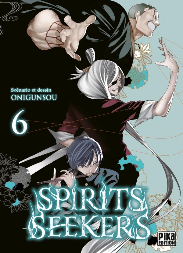 Spirits Seekers T06