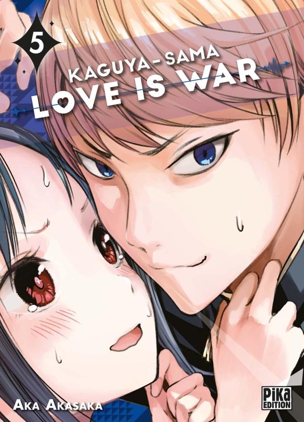 Kaguya-sama: Love is War T05