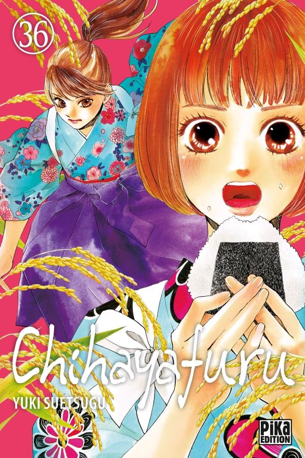 Chihayafuru T36