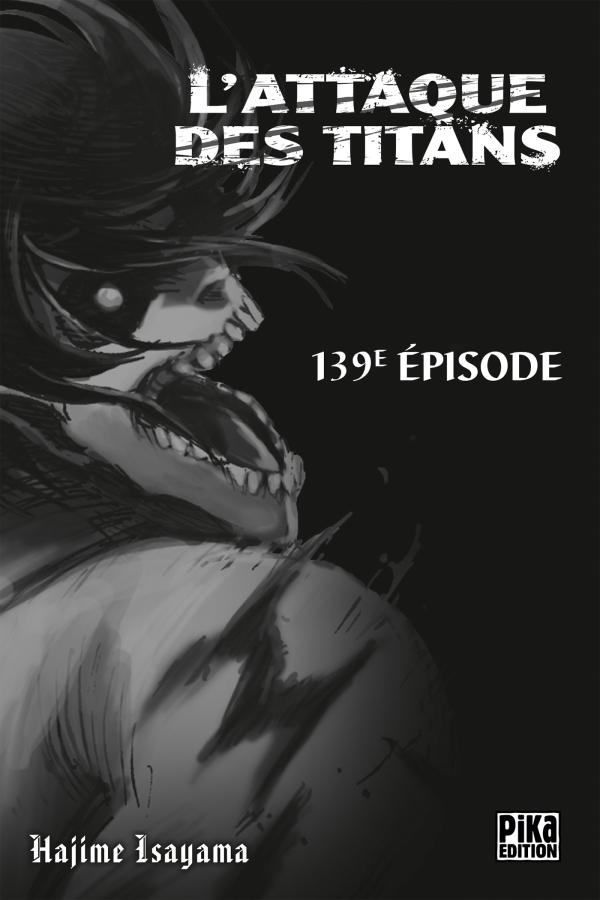 L'Attaque des Titans Chapitre 139