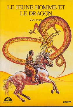Le jeune homme et le dragon (les vers)