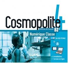 Cosmopolite 4 : Manuel numérique classe (Clé USB)