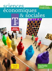 Sciences économiques et sociales Tle ES - Livre élève Grand format - Edition 2012
