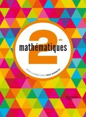 Mathématiques Barbazo 2de - Livre élève grand format  - éd. 2014