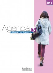 Agenda 3 B1.1 : Livre de l'élève + DVD-ROM