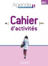 Agenda 3 B1.1 Cahier d'activités + CD audio