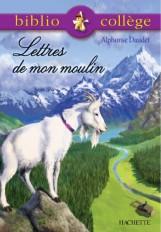 Bibliocollège - Lettres de mon moulin, Alphonse Daudet