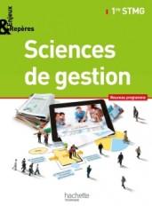 Enjeux et Repères Sciences de gestion 1re STMG - Livre élève Format compact - Ed. 2012