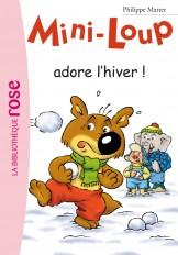 Mini-Loup 08 - Mini-Loup adore l'hiver !