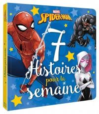 SPIDER-MAN - 7 histoires pour la semaine - Marvel