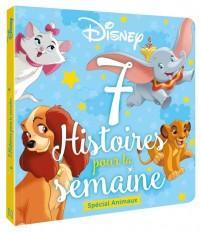 DISNEY CLASSIQUES - 7 histoires pour la semaine - Animaux