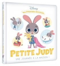 DISNEY - Mes Premières Histoires - Petite Judy, Une journée à la maison !
