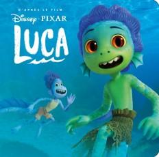 LUCA - Monde Enchanté - Disney Pixar