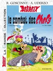 Astérix La Grande Collection -  Le combat des chefs - n°7