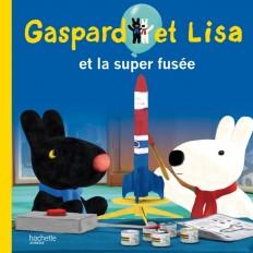 Gaspard et Lisa et la super fusée