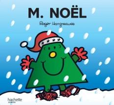 Monsieur Noël en grand format.