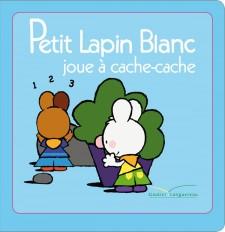 Titre TV - Petit Lapin Blanc joue à cache-cache