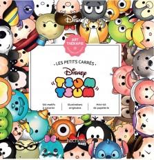 Les Petits Carrés d'Art-thérapie Disney Tsum Tsum