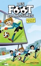 Les Footballissimes - Tome 4 - Opération oeil de faucon