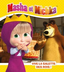 Masha et Michka - Vive la galette des rois