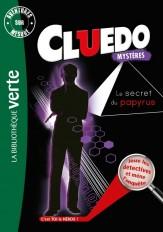 Aventures sur mesure Cluedo 09 - Le secret du papyrus