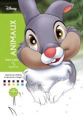Points à relier Disney Animaux