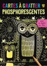 Cartes à gratter - phosphorescentes
