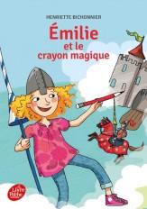 Emilie et le crayon magique - collection cadet