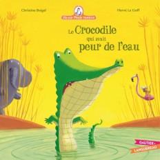 Mamie Poule raconte - Le crocodile qui avait peur de l'eau